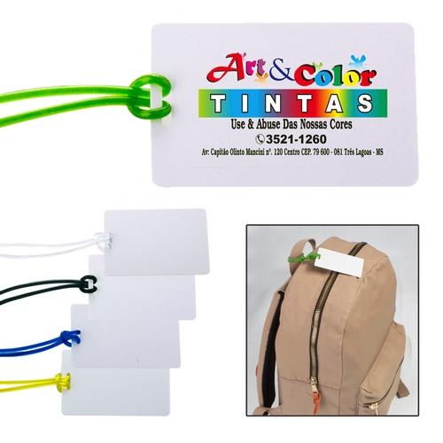 PVC Plastic ID Card Tag