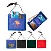 210D Nylon Bi-Fold Neck Wallet