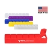 Seven-Day Pill Case w/ Braille - MADE IN USA