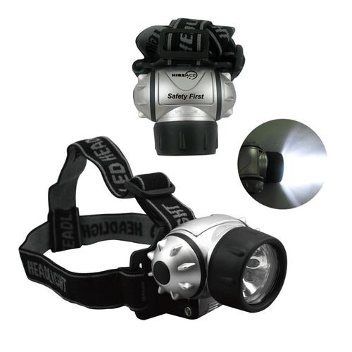 9 LED Head Lamp