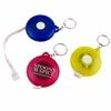 Round Tape Measure w/key chain