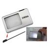 LED lighting magnifier w/pen