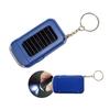 Solar Powered 2 LED Flashlight With Key Chain