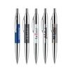 Click Action Metal Ballpoint Pen
