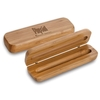 Bamboo Single Pen Box