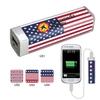 US Flag Design Power Bank (Charger)