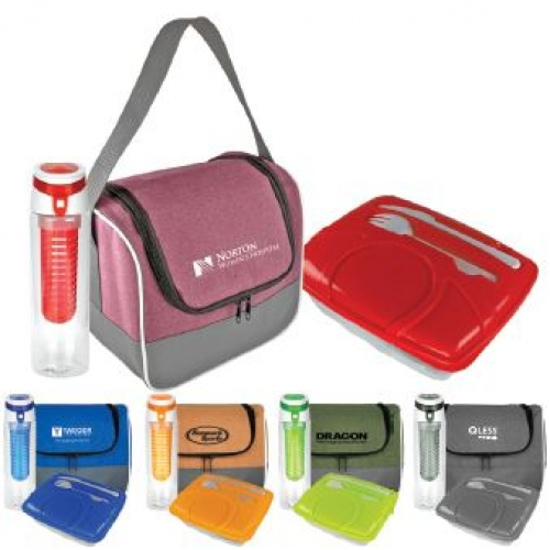 Food Lifestyle - Sets - Ridge Infuser Lunch To Go