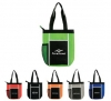 Bags - Wave Zipper Lunch Tote
