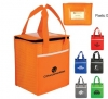 Bags - Rectangle Wave Lunch Tote