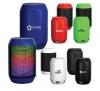 Tech Accessories - Bluetooth Accessories - Barrel Light Up Bluetooth Speaker