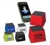 Tech Accessories - Bluetooth Accessories - Mini Bluetooth Cube Speaker