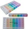 Travel, Health and Beauty - Colorful Pill Case