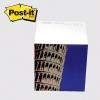 Post-it® Custom Printed Notes Cube