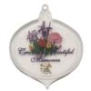 Acrylic Ornaments with Custom Imprint