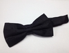100% Silk Woven Bow Tie- Pre-Tied and Banded