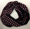 100% Polyester Infinity Scarf, 10