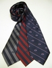 100% Polyester Woven Custom Tie