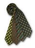 100% Silk Wet-Dye Tie with Custom Design