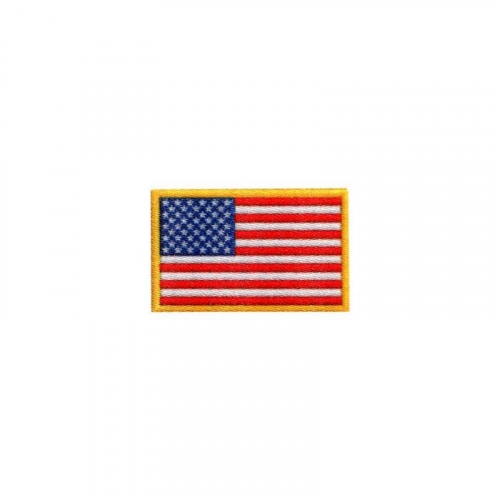 USA - American Flag DigiPrint Patch - 1 1/4