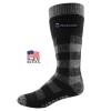 Men's Fashion Plus-Carolina Merino Wool Thick Socks