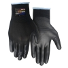 Cut Resistant Palm Dipped Text Gloves