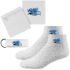 Fuzzy Feet, 3 in 1 Band, and Mini Wristband Key Ring Combo