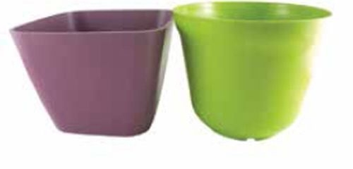 Eco-friendly bamboo biodegradable plant pots