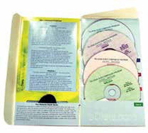 Custom CD program guide