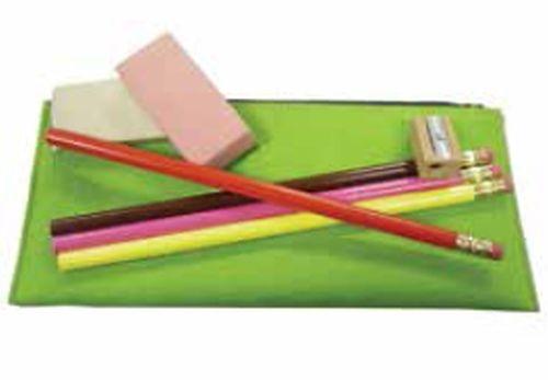 7-pc pencil set with bag