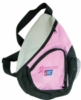 PMS matched backpack with embroidery