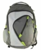 Two-tone custom designed backpack with PMS matched accents