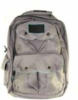 Multi pocket backpack with PMS matched thread