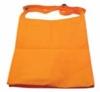 Non-woven shoulder bag with adjustable strap