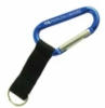 PMS matched carabiner with logo