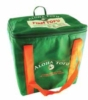 Custom PMS matched cooler bag with logos