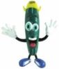 Custom pickle figure toy