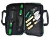 6 piece garden kit with case