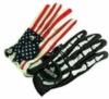 Customized leather golf glove