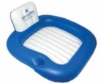 Custom inflatable raft with logo