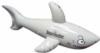 Custom inflatable shark with logo