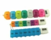 7-day pill cases with digital timer
