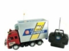 Kid's remote control truck with 4-color decoration