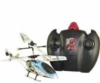 Mini remote control helicopter with custom artwork
