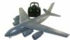 Custom foam remote control airplane
