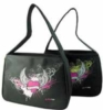600D nylon shoulder bag with imprint or embroidery capability