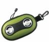 PMS matched travel speaker bag with belt clip