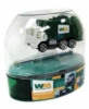 Custom shaped remote control mini truck with 4-color process case