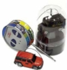 Custom shaped remote control mini race car with 4-color process case