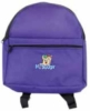 Childs 420D nylon backpack with imprint or embroidery capability