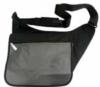 600D nylon waist bag with adjustable strap